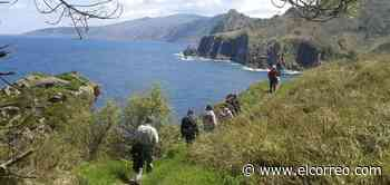 Paseo montañero desde San Sebastián a Pasaia - El Correo