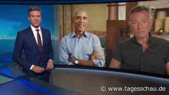 """Obama und Springsteen im Interview: Gemeinsam gegen den """"Groll"""""""