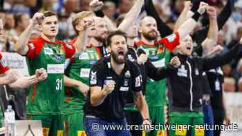 SC Magdeburg gewinnt Spitzenspiel beim THW Kiel
