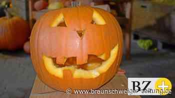 Börßumer Expertin zeigt, wie ein Halloween-Kürbis geschnitzt wird