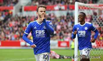 Brentford 1-2 Leicester: James Maddison silences his critics with winner