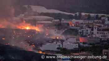 """La Palma: Vulkanasche """"hart wie Zement"""" – Einsturzgefahr"""