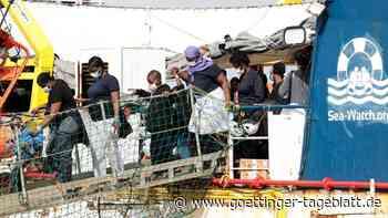 """Alle Geflüchteten können """"Sea-Watch 3″ in Sizilien verlassen"""