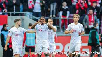 Modeste rettet Köln Remis im Rhein-Derby gegen Bayer
