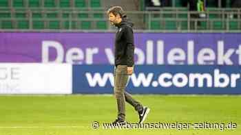 Der VfL Wolfsburg entlässt Trainer Mark van Bommel