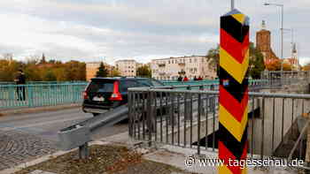 Sicherung der EU-Grenze: Kretschmer fordert Hilfen für Polen