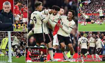 Manchester United HUMILIATED by rivals Liverpool at Old Trafford as Jurgen Klopp's side score FIVE