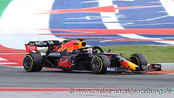 Formel 1 heute live im TV und im Live-Stream: Hier sehen Sie den Großen Preis der USA