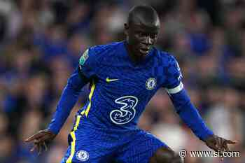 Chelsea Set to Be Handed N'Golo Kante Fitness Boost Ahead of Southampton Clash - Sports Illustrated