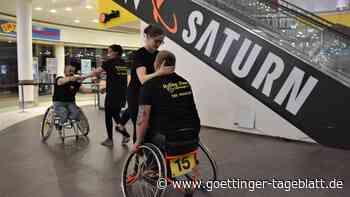 20 Stunden durchgetanzt: Rollstuhlsportverein in Hannover stellt Weltrekord auf
