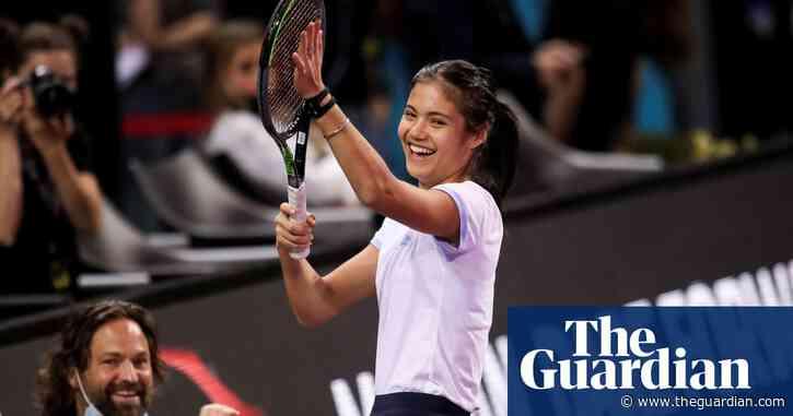 Emma Raducanu hopeful of finding new coach before Australian Open