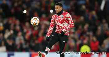 Jesse Lingard clears up fan 'abuse' video during Liverpool's demolition of Man United
