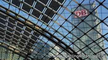 Nur auf drei Bahnhofsdächern betreibt die Deutsche Bahn Solaranlagen