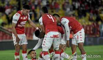 EN VIVO: Atlético Huila vs Santa Fe; Fecha 15, Liga BetPlay - Antena 2
