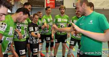 """Lander Vandecaveye (Marke-Webis Wevelgem): """"Van de bekermatch bij Lindemans Aalst proberen genieten"""" - Het Laatste Nieuws"""