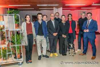Opmerkelijke expo: kunstenaars aan de slag met klanken uit Krottegem en Barcelona - Het Nieuwsblad