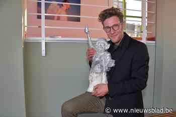 """Openluchttheater Animal Farm wint cultuurtrofee: """"Dankzij di... (Roeselare) - Het Nieuwsblad"""
