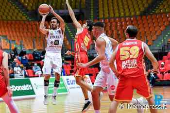 Basket serie B, la Pielle a Omegna con sete di rivalsa - Livorno Press