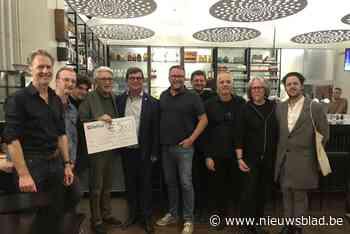 Concert SevZero brengt ruim 5.000 euro op voor vzw Lichtbaken