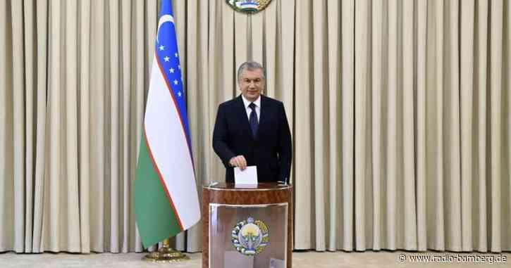 Wahl in Usbekistan: Endergebnis und OSZE-Urteil erwartet