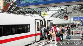 Deutsche Bahn: Deutlich mehr Tickets an Weihnachten