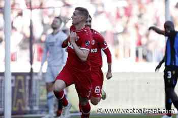 Björn Engels ontegensprekelijk man van de match tijdens Antwerp-Club Brugge met doelpunt én rode kaart