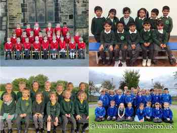 School's Out! New starter photos from primary schools across Calderdale - Halifax Courier