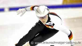 Shorttrack-Ass Seidel begeistert von Olympia-Arena