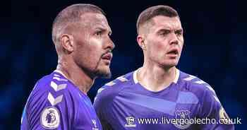 Michael Keane under threat as Everton decision looms for Salomon Rondon
