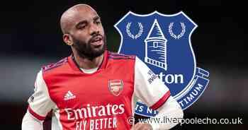 'It makes no sense' - Everton hero comments on Alexandre Lacazette January transfer links