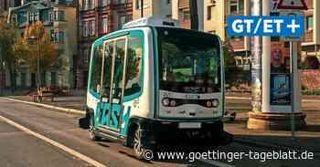 Holt ein autonomer Kleinbus bald Pakete und Personen in Hannovers Umland ab?