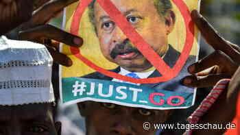 Sudan: Offenbar erneuter Putsch des Militärs