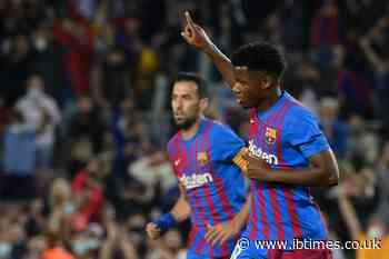 Barcelona forward Ansu Fati flops in El Clasico
