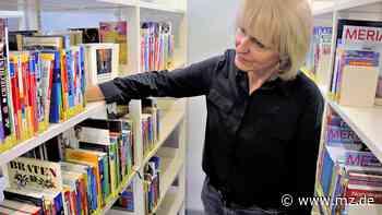 Tag der Bibliotheken - Wie es den Bücherein in Aschersleben geht - Mitteldeutsche Zeitung