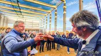 Richtfest für Generationenprojekt in Aschersleben - Mitteldeutsche Zeitung