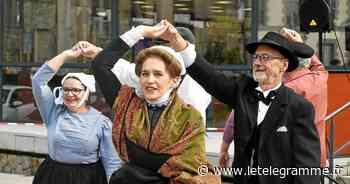 Le Cercle celtique Saint-Brieuc entre dans la danse à Ploufragan - Le Télégramme