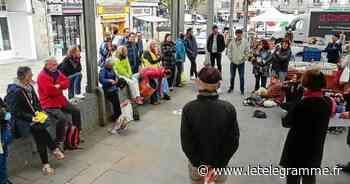 Passe sanitaire : le collectif de gauche ne désarme pas à Saint-Brieuc - Le Télégramme