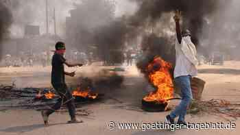 Regierungsvertreter bei Militärputsch im Sudan festgenommen
