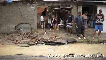 Brasilien: Fast 1000 Häuser durch schweres Unwetter beschädigt