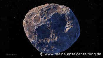 """Erdnaher Asteroid ist 11,6 Billionen Dollar wert: Lukratives Ziel für den """"Weltraumbergbau"""""""