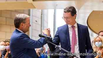 Laschet tritt ab: CDU-Chef hat Amt als Ministerpräsident niedergelegt