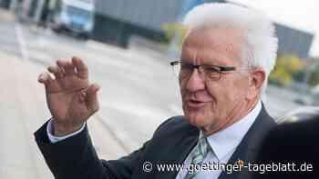 Kretschmann zu Ampel-Verhandlungen: Abschaffung der Kirchensteuer ist kein Thema
