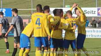FC Pipinsried ringt den SV Wacker Burghausen mit 1:0 nieder