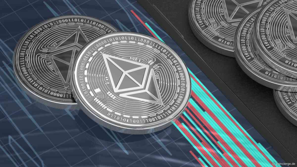Ethereum bei 20.000 Dollar – bis Januar 2022! Chart-Guru trifft bullishe ETH-Prognose - Coincierge