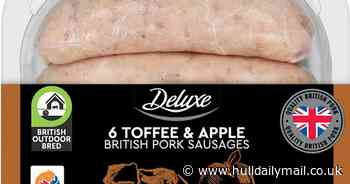 Lidl's Halloween sausages using world's hottest chili pepper and toffee apple