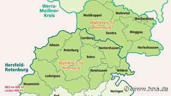 Wahlkreisreform: Neuenstein nach Rotenburg, Burghaun nach Hersfeld - HNA.de