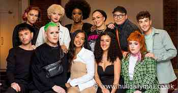 BBC Three's Glow Up is searching for Britain's next make-up star