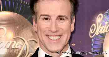 Anton Du Beke opens up on the 'worst part' of BBC's Strictly Come Dancing