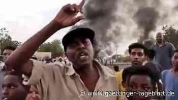 Sudans Militär verkündet in Fernsehansprache: Kabinett wurde aufgelöst