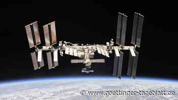 Messiewohnung im All? So sieht es wirklich auf der  internationalen Raumstation aus